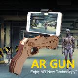 Bluetooth 4.0 Ar는 Ios와 인조 인간을%s 총격사건 게임을 총으로 쏜다