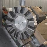 중국 Knd 통제 시스템 기울기 침대 CNC 선반 (CK-63L)
