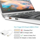 Adaptador novo do USB C a do HDMI da chegada para dispositivos do USB C