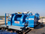 Bw 250 Caterpilliar가 모는 수평한 세겹 피스톤 진흙 펌프
