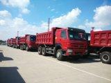 Sinotruk HOWO 6x4のダンプトラック(336HP)