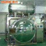 tipo storta di raffreddamento diretta dello spruzzo d'acqua 1000L dello sterilizzatore