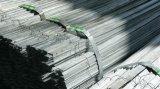Fer en barre plat galvanisé pour la construction