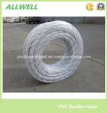 Alimentation en eau en bois tranchée en fibre de PVC Douche flexible