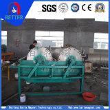 ISO9001 het Type van trommel/De Magnetische Separator van het Ijzererts/van het Erts van het Tin voor Zware Middelgrote Terugwinning