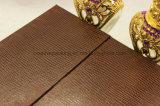 Diseño de lujo Wholesale caja de embalaje de madera de Oud Perfume