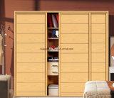 De nieuwe Houten Garderobe van de Slaapkamer van de Melamine voor de Zaal van het Huis en van het Bureau