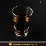 Стекло 200ml 300ml стекла вискиа горячего сбывания кристаллический/вискиа