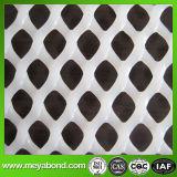 Плетение сетки диаманта плетения HDPE тяжеловесное