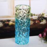 De modieuze Gekleurde Vaas van het Kristal van de Vaas van de Bloem van het Glas
