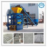 Blocchetto concreto vibrato semplice più popolare del mattone del cemento Qt4-24 che fa prezzo Nepal della macchina
