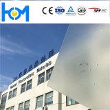 2.8mm / 3.2mm / 4.0mm Mono Crystalline Solar Module Glass Glass Glass pour module photovoltaïque