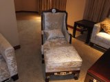Mobilia Kingsize cinque stelle antica di lusso della stanza dell'hotel di stile del Medio Oriente/della camera da letto stile europeo/mobilia europea classica della camera da letto dell'hotel di stile impostata (NPHB-11205)