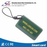 Baixo custo Compataiable MIFARE 1K RFID Keyfob Epoxy