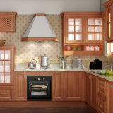 Евро Экспорт Черешневый лес Кухонная мебель (OP15-S04)