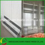 Wardrobe moderno do quarto da porta do PVC