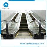 Escalera móvil usada tráfico público con el sistema que controla de Vvvf