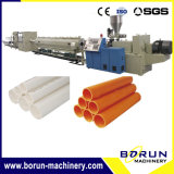 Tubo del PVC que hace la fábrica de máquina de proceso de China