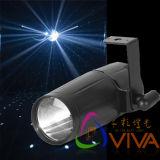 Effet Lumière LED/1X3w Pinspot LED (QC-LE046)