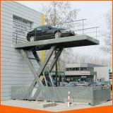 [س] تصديق هيدروليّة يقصّ كهربائيّة بنية سيارة مصعد