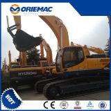 Excavador R225LC-7 de Hyundai hecho en China para la venta