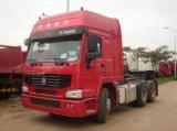 Sinotrukの索引車HOWO 6*4のトレーラートラック