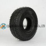 외바퀴 손수레 4.10/3.50-4를 위한 압축 공기를 넣은 고무 바퀴