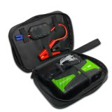 Bateria de lítio móvel com carregador de partida com Ce / FCC / RoHS