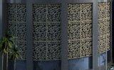 El panel de aluminio de los muebles de la decoración exterior interior nueva clásica del estilo