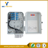 FTTH IP65 PLC Splitter 1*8 1*16 Divisor Optico Caja de Distribucion/distribution Box Para Poste