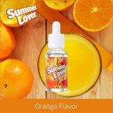 Het natuurlijke OEM van de Kwaliteit Sap van het Aroma E van het Concentraat 30ml E van de Fabriek Gezonde Originele Vloeibare Oranje 3mg