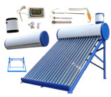 Calentador de agua caliente de energía solar del géiser solar de la presión inferior