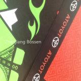 El producto del OEM modificó el Bandana promocional impreso insignia del abrigo para requisitos particulares de la pista de los deportes de Hip Hop del algodón
