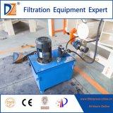 Automatische Raum-Filterpresse für Papierherstellung-Abwasserbehandlung