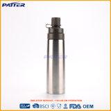 Artículo vendedor superior usar el acero inoxidable de la botella de agua caliente y fría