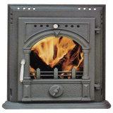 Cheminée insérée, poêle brûlant en bois inséré (FIPD004)