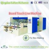 Machine de van uitstekende kwaliteit van de Lijn van de Aanraking voor het Golf Maken van de Doos van het Karton
