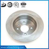 L'OEM a modifié les disques en acier de frein de pièce forgéee pour des pièces de boîte de vitesse de boîte de vitesses