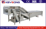 De hoge Efficiënte Industriële Wasmachine van de Groente van het Fruit van de Bel