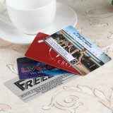 El mejor precio RFID de PVC tarjeta inteligente con chip TK4100