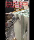 Acanalado manual, cartulina, máquina que elimina lateral inútil del papel