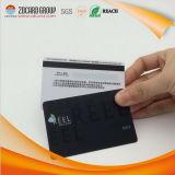 Cartão pré-imprimido do cartão do VIP RFID da qualidade de produto da qualidade plástico magnético