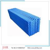 Pp.-Kurbelgehäuse-Belüftung füllt Verpackungs-Filter-Wasserbehandlung für Kühltürme