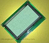Étalage de la dent 12864 de module d'affichage à cristaux liquides de FSTN pour le type graphique
