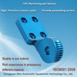 直接工場高精度はアルミニウムCNCによって機械で造られた製粉の部品を陽極酸化した