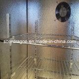 refrigerador preto aprovado da cerveja do CE 298L para a barra