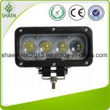 Nouvelle lumière fonctionnante haut lumineuse de pouce 40W DEL de produits 7