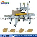 자동적인 판지 상자 밀봉 기계 및 선을 견장을 다는 판지 상자