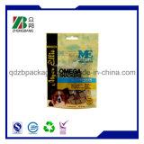 Sacchetto popolare superiore dell'alimento per animali domestici nella laminazione