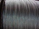 Corde en acier galvanisée de fil d'acier du câble 6X19